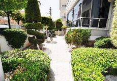 Продажа квартиры 1+1, 60 м2, до моря 450 м в центральном районе, Аланья, Турция № 2896 – фото 3