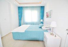 Продажа квартиры 1+1, 60 м2, до моря 450 м в центральном районе, Аланья, Турция № 2896 – фото 16