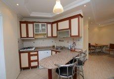 Недорогая квартира в Аланье у реки Димчай, район Тосмур - 16