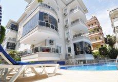 Продажа квартиры 1+1, 60 м2, до моря 450 м в центральном районе, Аланья, Турция № 2896 – фото 1