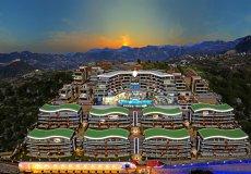 Элитная недвижимость в Турции с видом на море, гарантия аренды и получения гражданства  - 45