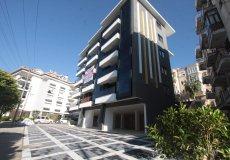 Жилой комплекс 1+1, 2+1, до моря 800 м в центральном районе, Аланья, Турция № 2633 – фото 2