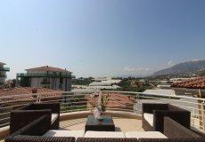 Вилла в комплексе в Алании с панорамным видом район Каргыджак - 16