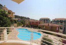 Вилла в комплексе в Алании с панорамным видом район Каргыджак - 14