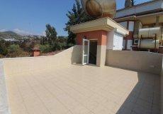 Вилла в комплексе в Алании с панорамным видом район Каргыджак - 28