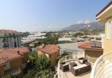 Вилла в комплексе в Алании с панорамным видом район Каргыджак - 29