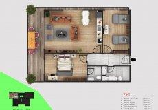 Инвестиционный проект в Алании район Тосмур - 27