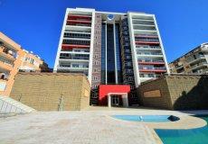 Просторная квартира в Алании в новом комплексе в Махмутларе - 1