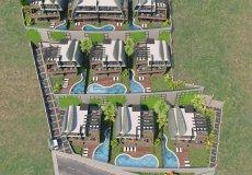 Роскошные виллы с собственным бассейном в центре Алании - 20