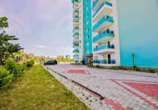 Квартира в Алании с видом на море район Махмутлар - 4