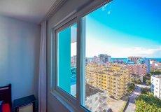 Квартира в Алании с видом на море район Махмутлар - 18