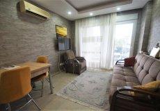 Двухкомнатная квартира в центре Алании - 11