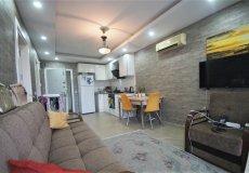 Двухкомнатная квартира в центре Алании - 8