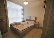 Двухкомнатная квартира в центре Алании - 14