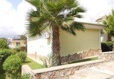 Недорогая вилла с садом и видом на море в Алании - 10
