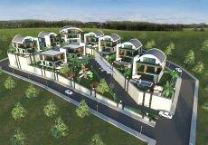 Новый инвестиционный проект роскошных вилл в Алании - 23