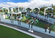 Новый инвестиционный проект роскошных вилл в Алании - 22
