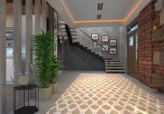 Новый инвестиционный проект роскошных вилл в Алании - 9
