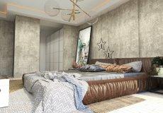 Новый инвестиционный проект роскошных вилл в Алании - 14
