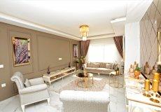 Меблированная трехкомнатная квартира в Алании - 2