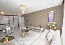Меблированная трехкомнатная квартира в Алании - 7