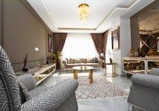 Меблированная трехкомнатная квартира в Алании - 11