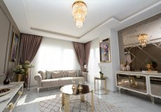 Меблированная трехкомнатная квартира в Алании - 4