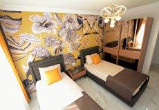 Меблированная трехкомнатная квартира в Алании - 14