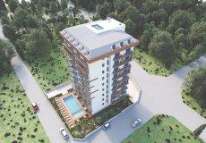 Новый проект в Алании, Махмутлар, квартиры 1+1 в рассрочку - 25