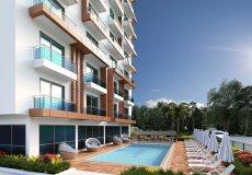 Новый проект в Алании, Махмутлар, квартиры 1+1 в рассрочку - 26
