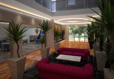 Новый проект в Алании, Махмутлар, квартиры 1+1 в рассрочку - 14