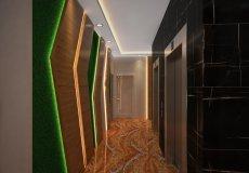 Новый проект в Алании, Махмутлар, квартиры 1+1 в рассрочку - 13