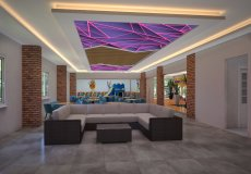 Новый проект в Алании, Махмутлар, квартиры 1+1 в рассрочку - 19