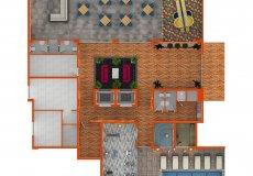 Новый проект в Алании, Махмутлар, квартиры 1+1 в рассрочку - 12