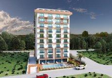 Новый проект в Алании, Махмутлар, квартиры 1+1 в рассрочку - 29