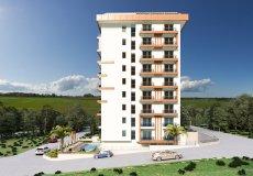 Новый проект в Алании, Махмутлар, квартиры 1+1 в рассрочку - 27