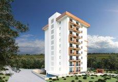 Новый проект в Алании, Махмутлар, квартиры 1+1 в рассрочку - 28
