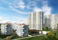 Проект в европейской части Стамбула, р-н Бахчешехир - 2