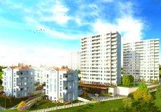 Проект в европейской части Стамбула, р-н Бахчешехир - 1