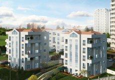 Проект в европейской части Стамбула, р-н Бахчешехир - 4