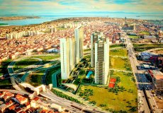 Квартиры в Стамбуле по доступной цене, р-н Эсенюрт. - 1