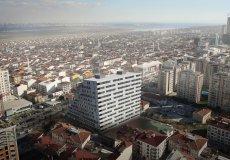 Квартиры в европейской части Стамбула в центре района Эсенюрт - 3