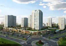 Проект в европейской части Стамбула, Бахчешехир - 2