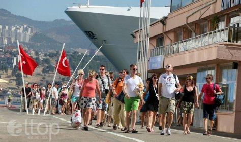 Турция готовится встречать иностранных туристов