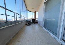Меблированная квартира в Алании с видом на море район Махмутлар - 2