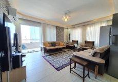 Меблированная квартира в Алании с видом на море район Махмутлар - 6