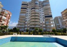 Меблированная квартира в Алании с видом на море район Махмутлар - 22