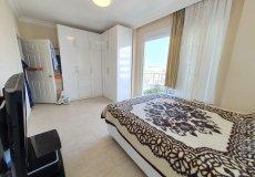 Меблированная квартира в Алании с видом на море район Махмутлар - 10