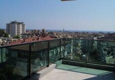 Квартира с видом на море в центре Алании в комплексе - 21