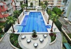 Меблированная квартира в элитном комплексе в центре Аланьи - 3